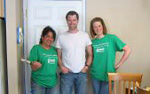 Specialized Homes volunteering with MBA - 2009