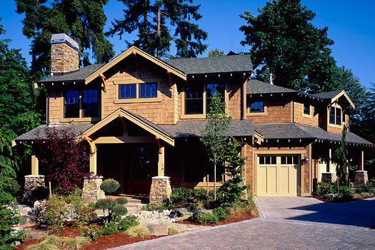 Houses in washington state for Washington home builders